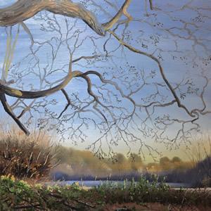 Woodlands Art Gallery - Cowfold West Sussex Artist Carole Skinner-Rupniak