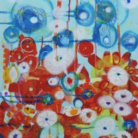 Contemporary Art - Worthing  Sussex Artist - Emma Cooper
