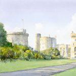 Windsor Castle Art Prints – Berkshire Artists Website