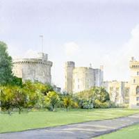 Windsor Castle Prints - Berkshire Art Gallery