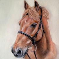 Portraits by Jennifer Morris - West Sussex Art Tutor