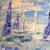 Sailing Regatta Kicks Off - Cate Field