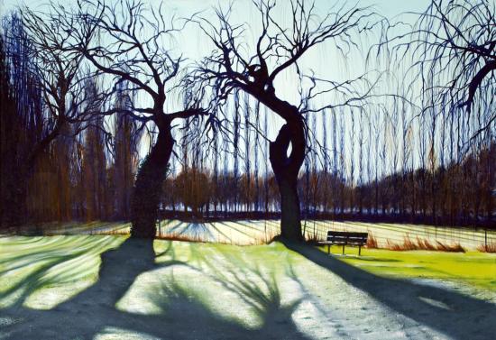 Berkshire Artist Michael Norcross - Park Life