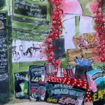 Borough Market, London – Reading Berkshire Mixed Media Artist Therese Lawlor