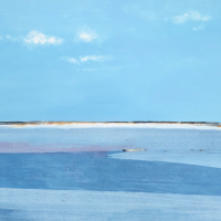 Seascape – Faro-Algarve – Calm – Art Gallery – David Cotton