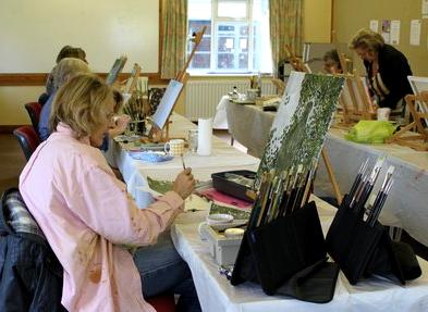 Art Class - Maidenhead Berkshire - Art Tutor Maria Meerstadt