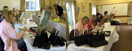 Maria Meerstadt Art Classes in Maidenhead