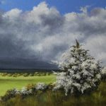 South Downs English Countryside – member of Artists at Goring – Maria Meerstadt