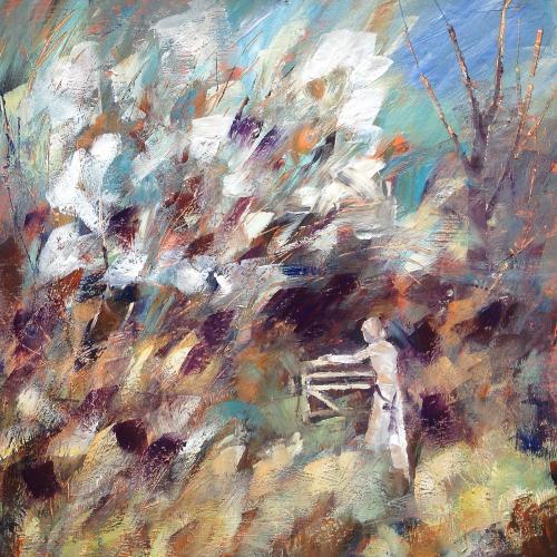 Solitude - Berkshire Artist Clare Buchta