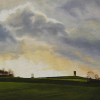 Wilder's Folly near Sulham Berkshire – Reading Guild of Artists – Kerry Webb